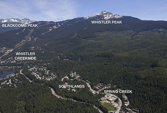 1620 Southlands Lane Whistler BC Canada