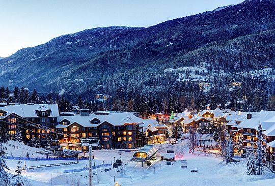 203-2202 Gondola Way Whistler BC Canada