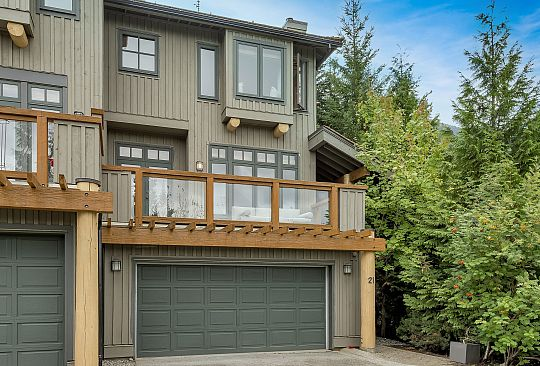 21-2269 Nordic Drive Whistler BC Canada