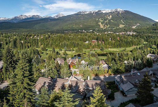 3 3502 FALCON CRESCENT Whistler BC Canada
