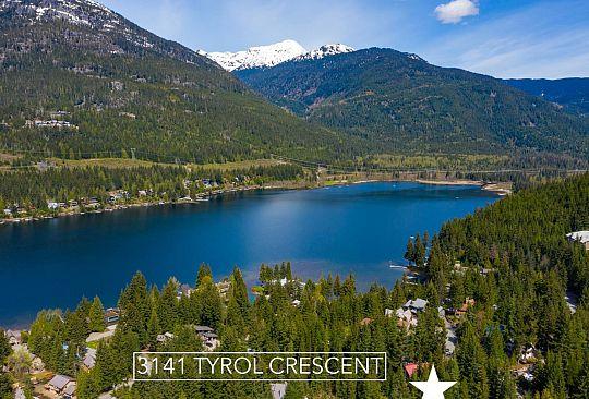 3141 TYROL CRESCENT Whistler BC Canada