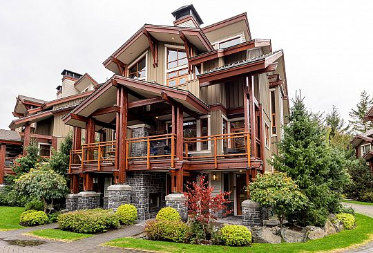 38-7124 Nancy Greene Drive Whistler BC Canada