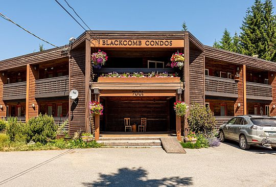 7-7001 Nesters Road Whistler BC Canada