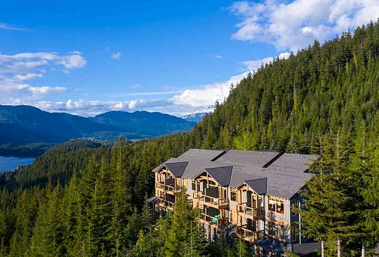 7 2323 TALUSWOOD PLACE Whistler BC Canada