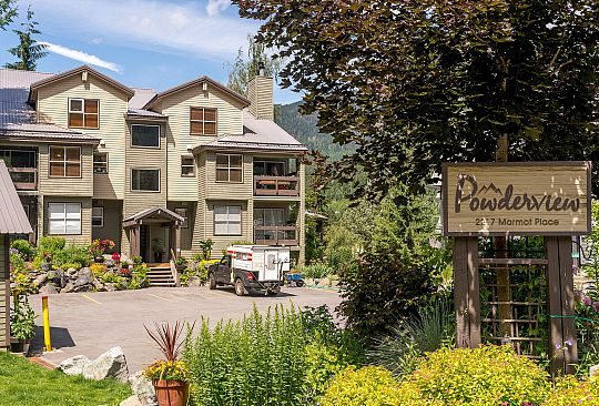 8-2217 Marmot Place Whistler BC Canada
