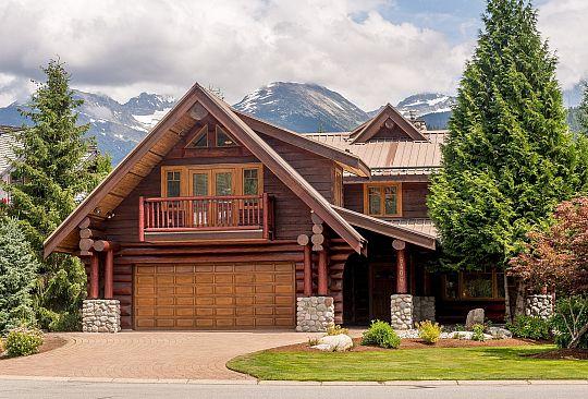 8406 Golden Bear Place Whistler BC Canada