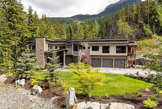 9060 RIVERSIDE DRIVE Whistler BC Canada