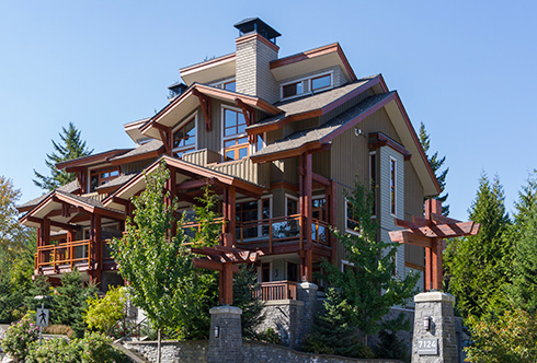 3-7124 Nancy Greene Drive Whistler BC Canada