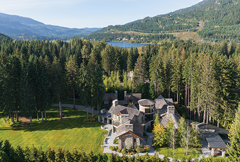 6715 Crabapple Drive Whistler BC Canada