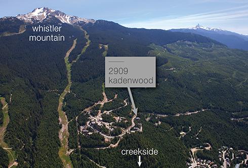 2909 Kadenwood Drive Whistler BC