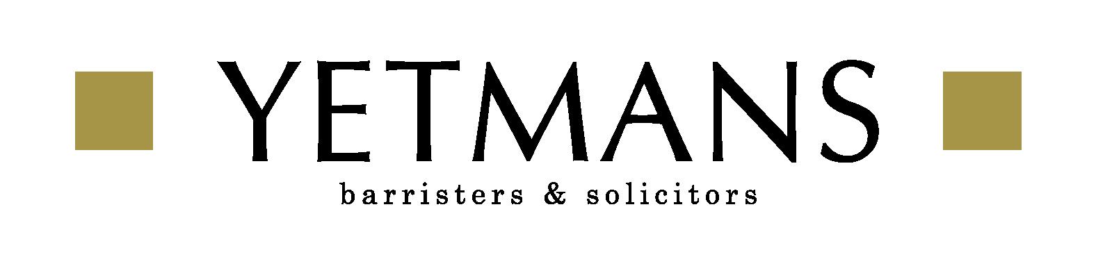 Yetmans Logo - Hi Res