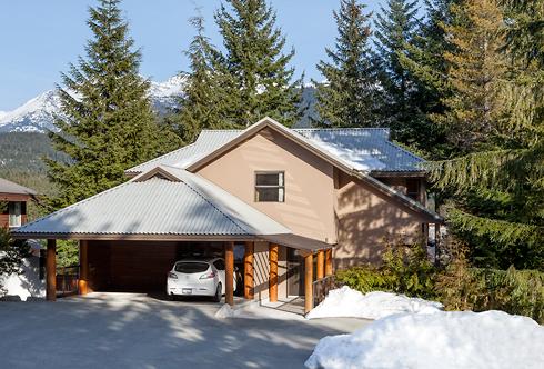 6155 Eagle Drive Whistler BC