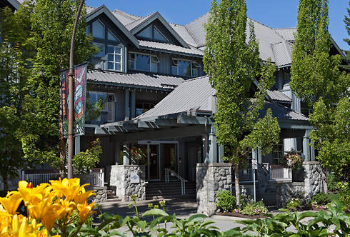 339-4573 Chateau Boulevard Whistler BC Canada