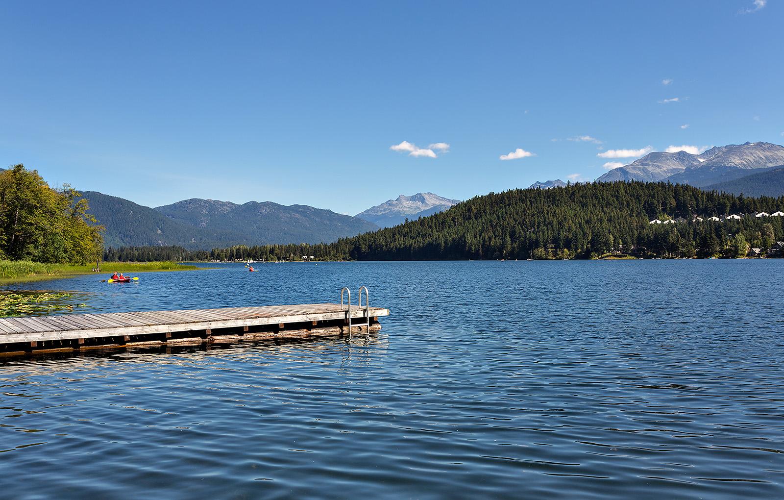 Lakeside Living