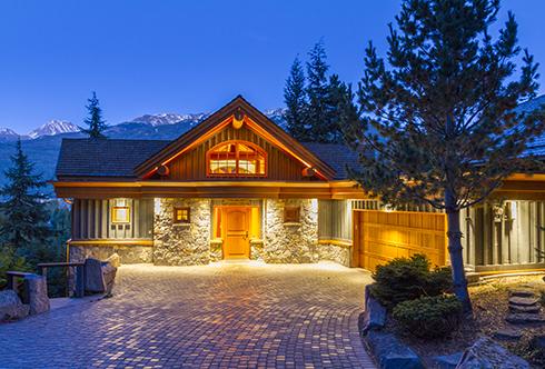 3349 Peak Drive Whistler BC Canada