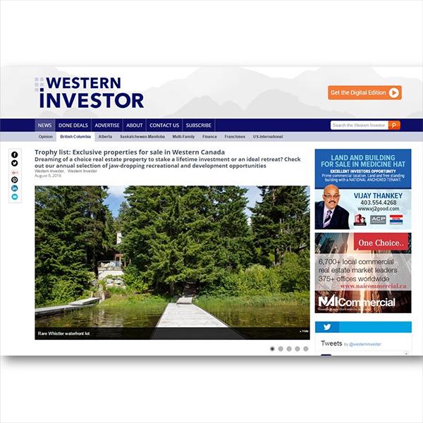 western investor