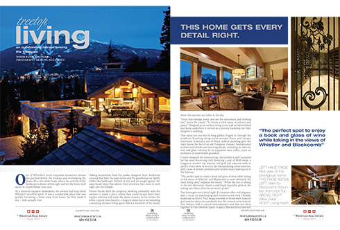 whistler the magazine