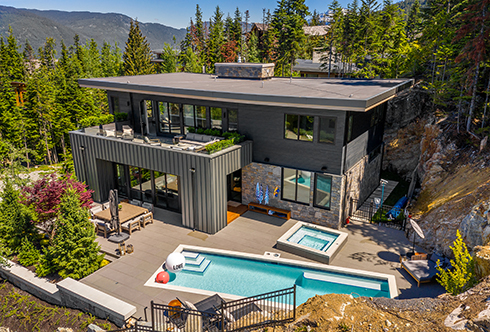2932 Ancient Cedars Lane Whistler BC Canada