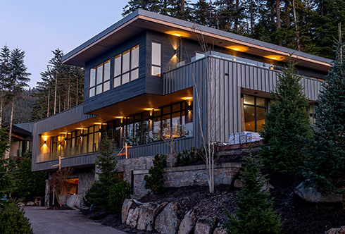 Kadenwood Drive Residence