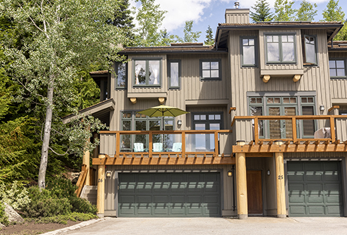 26-2269 Nordic Drive Whistler BC Canada