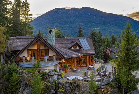 3569 Falcon Crescent Whistler BC Canada