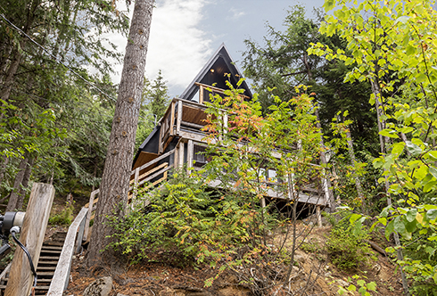 8722 Wedgeview Place Whistler BC Canada