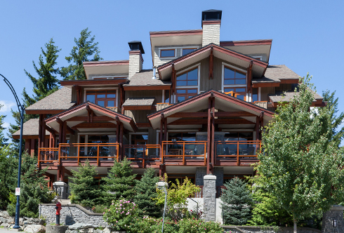 2 7124 NANCY GREENE DRIVE Whistler BC Canada