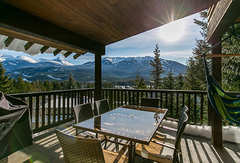 8624 FOREST RIDGE DRIVE Whistler BC Canada