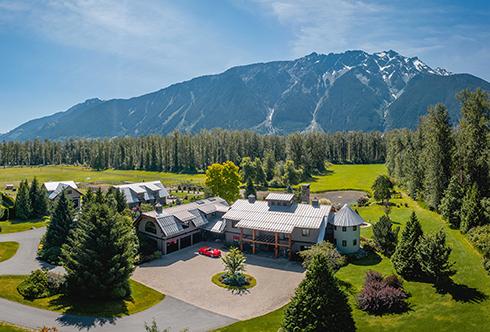 1634 Airport Road Pemberton BC Canada