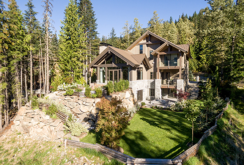 2923 Heritage Peaks Trail Whistler BC Canada